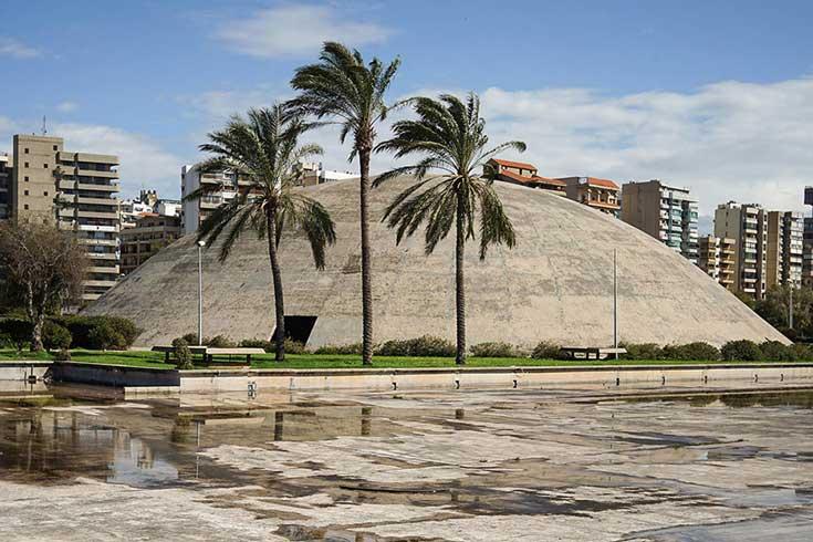 MDDM-Architects-Oscar-Niemeyer-Rachid Karame International Fair
