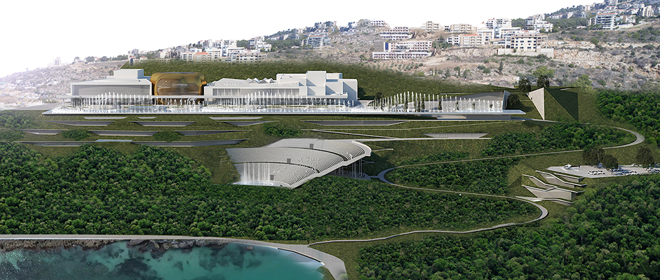 Casino Du Liban – Master Plan – Thumbnail