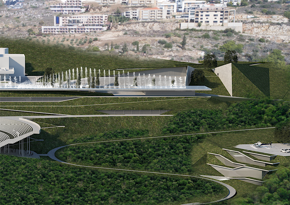 MDDM-Architects-Studio-First-Prize-Competition-Casino-du-Liban-Bingo-Hall-architecture